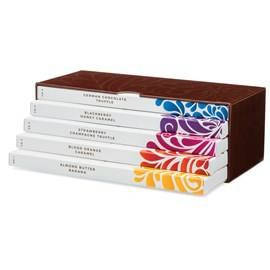Dove Signature Bar Library 5 Exclusive Flavors of Chocolate Bars