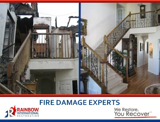 Experts in fire damage restoration