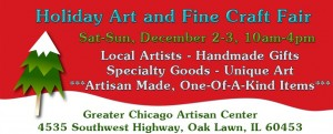 Holiday Art and Fine Craft Fair
