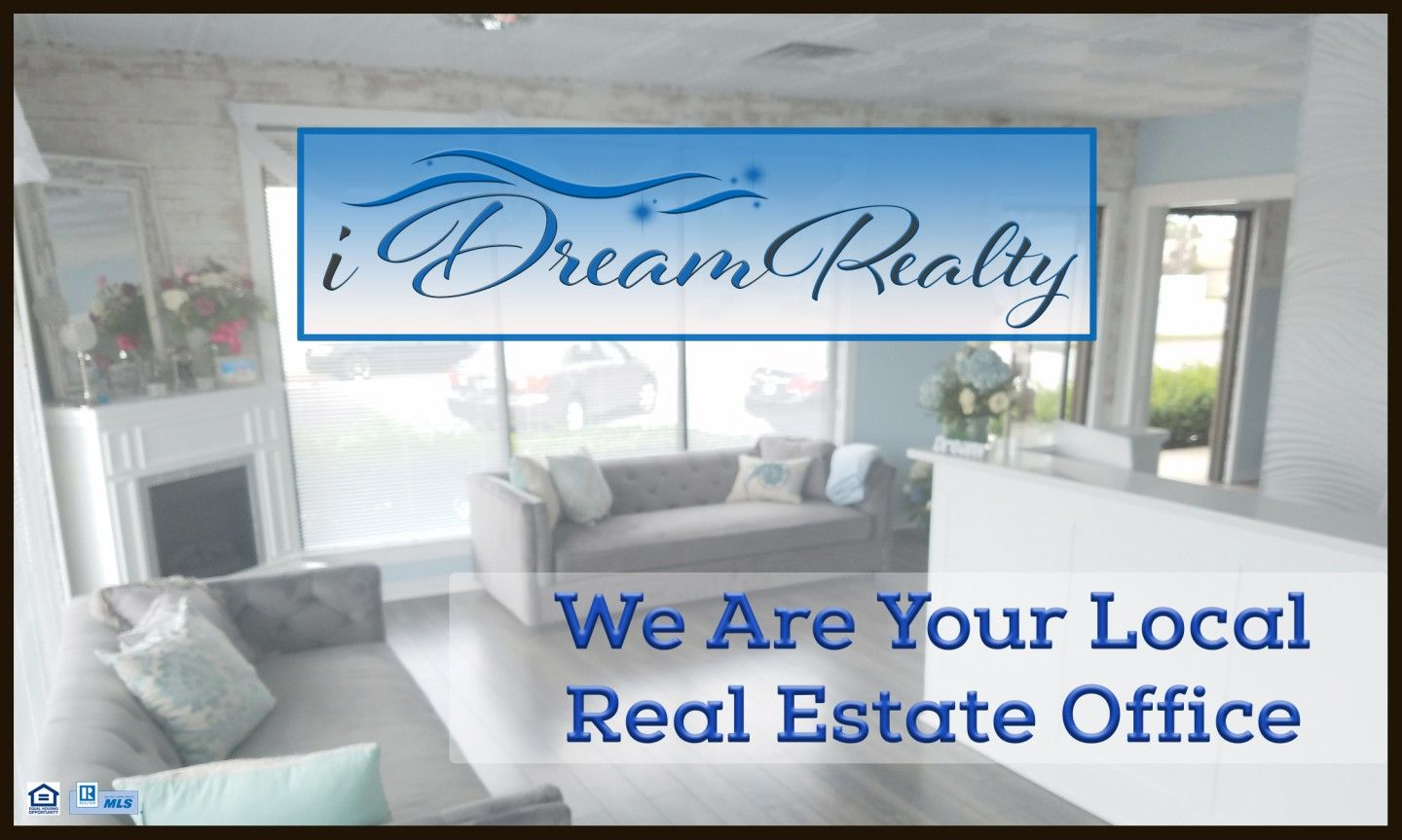 We Are Your Local Real Estate Office