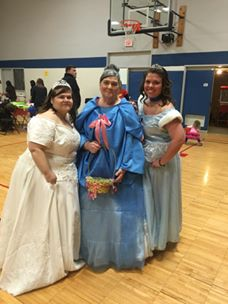 218 princess and superhero night